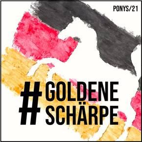 Goldene Schärpe Pony 2021