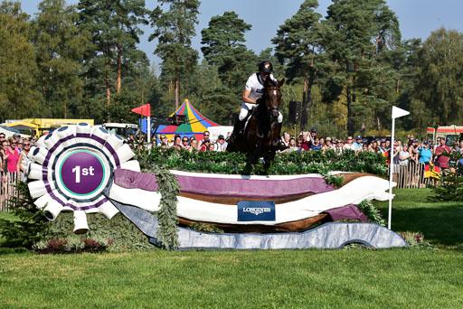 FEI  Eventing European Championships 2019 in Luhmühlen | Dibowski, Anderas - FRH Corrida_02