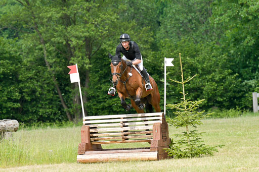 SH-Landeschampionat  der 6 j. Geländepferde  Kl L   090621 - SH Landeschamp GPF L